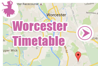 Worcester dancing lessons